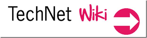 TechNet Wiki_Pink
