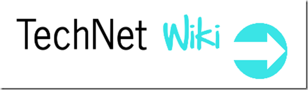 TechNet Wiki_Cyan