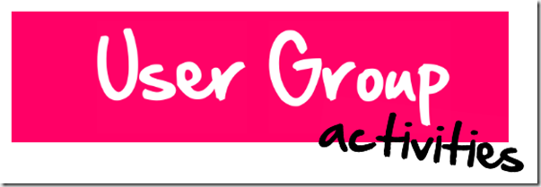 User Group Buzz_Pink