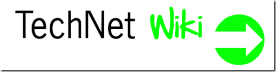 TechNet Wiki_Lime